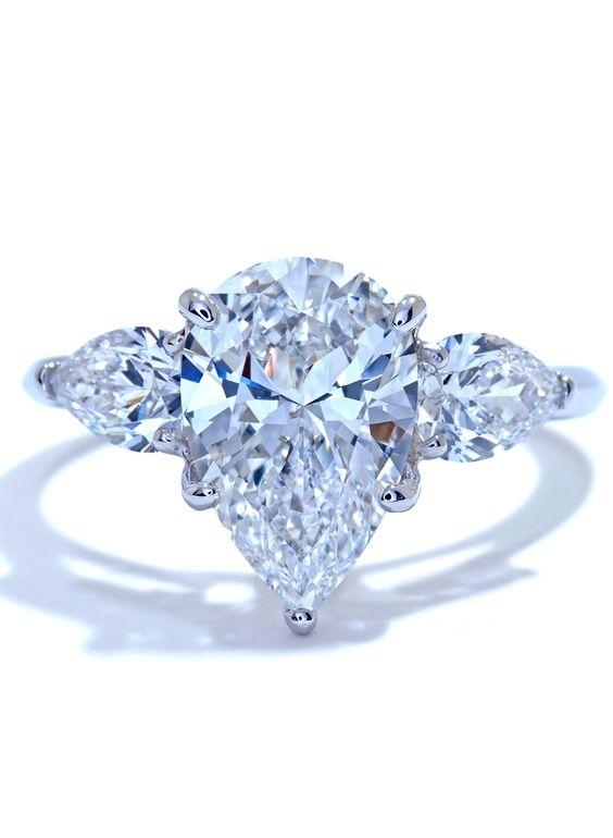 Bạn thích kiểu dáng kim cương nào?