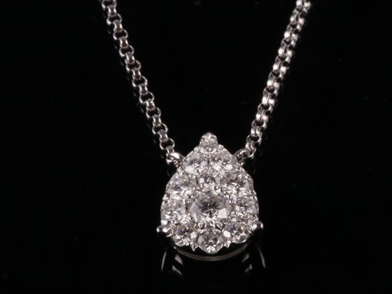 Dây chuyền Kim cương thiên nhiên DK 26 1