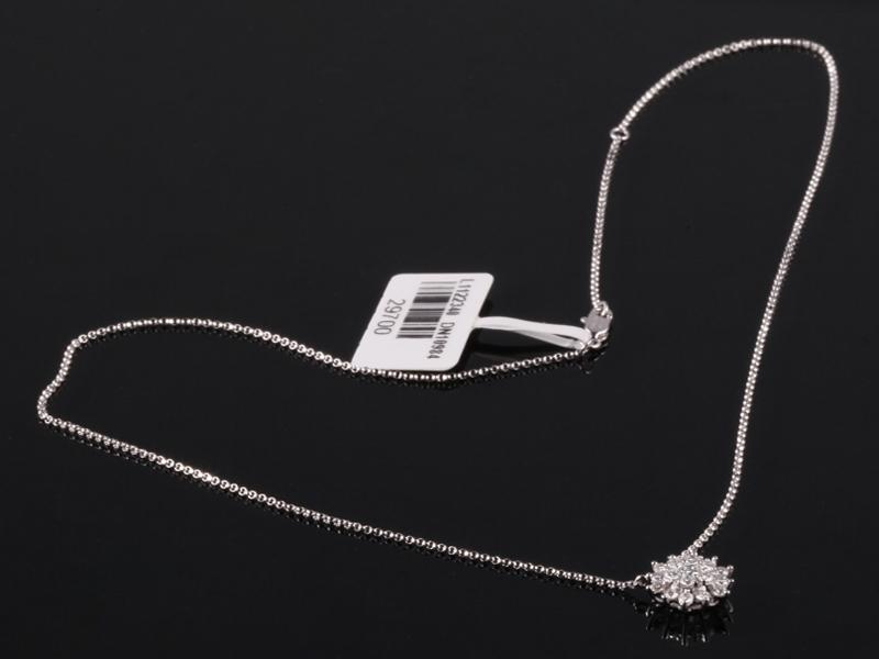 Dây chuyền Kim cương thiên nhiên DK 33 3