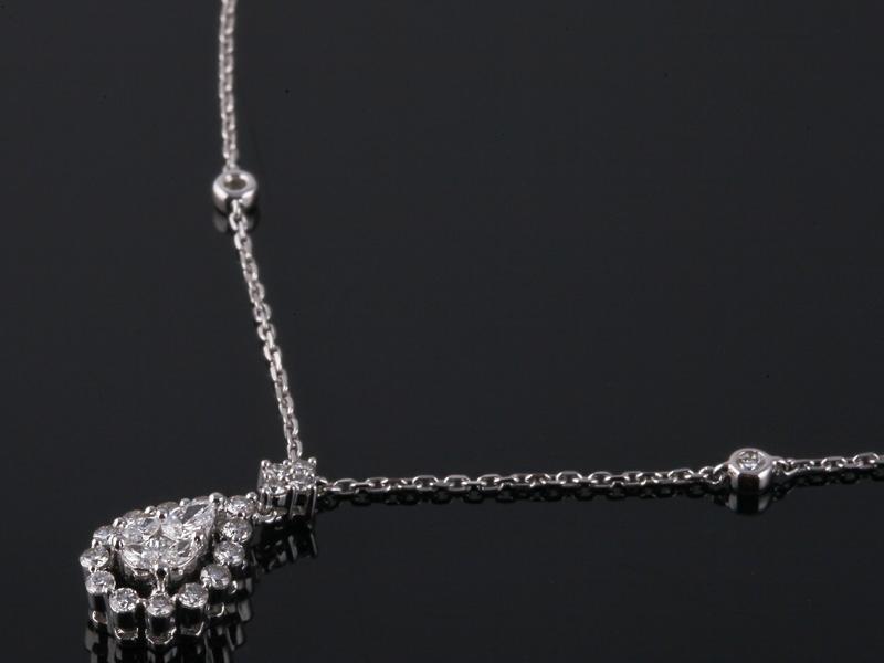 Dây chuyền Kim cương thiên nhiên DK 65 2