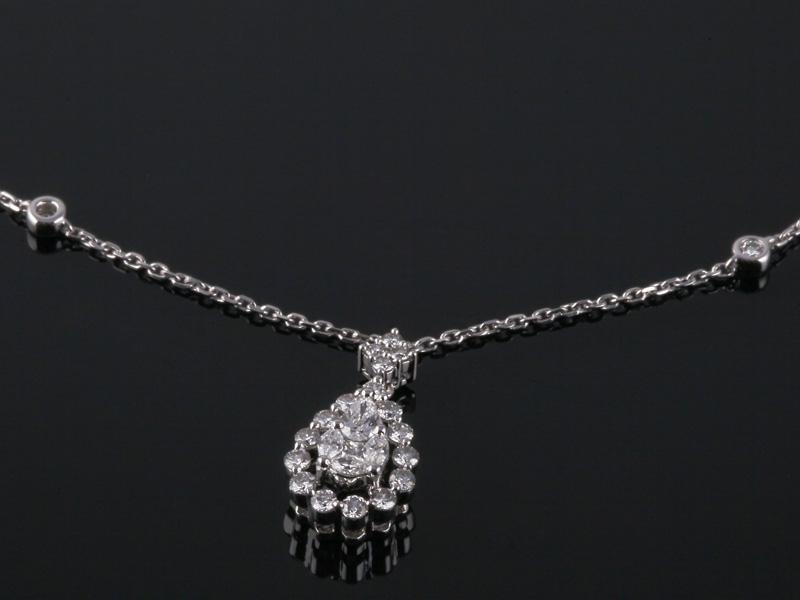 Dây chuyền Kim cương thiên nhiên DK 65 1