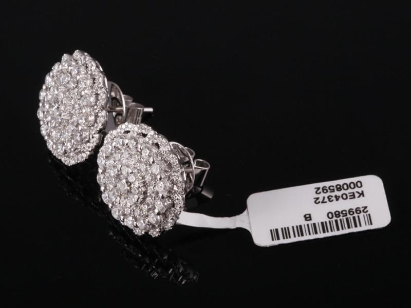 Hoa tai Kim cương thiên nhiên HK 388 3