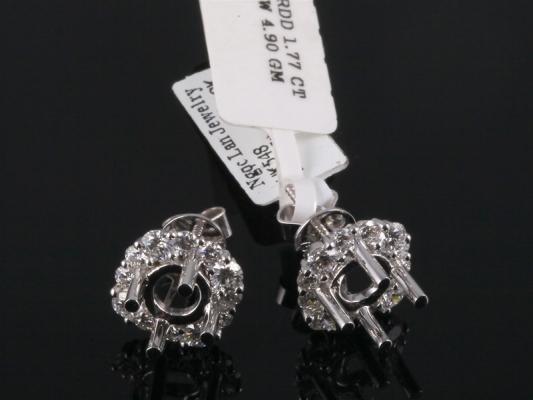 Hoa tai Kim cương thiên nhiên HK 548