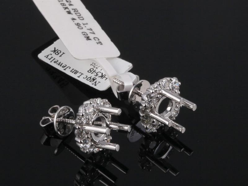 Hoa tai Kim cương thiên nhiên HK 548 2