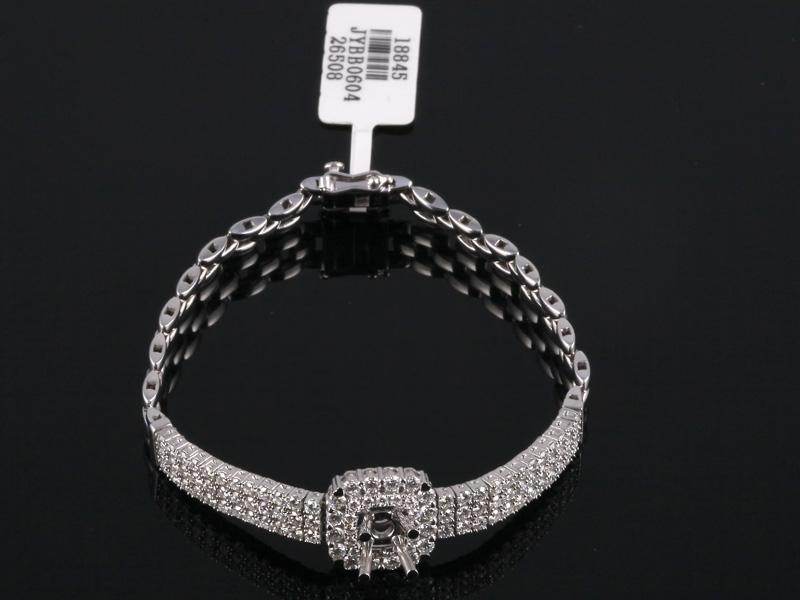 Lắc tay Kim cương thiên nhiên LK 58 1