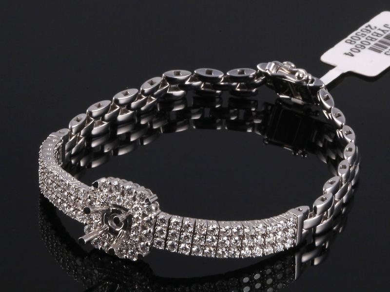Lắc tay Kim cương thiên nhiên LK 58 2