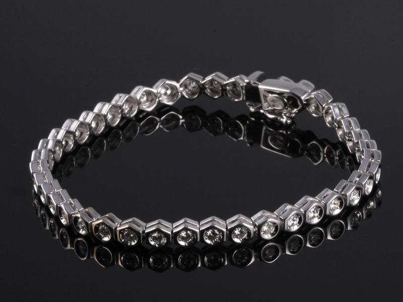 Lắc tay Kim cương thiên nhiên LK 65 1
