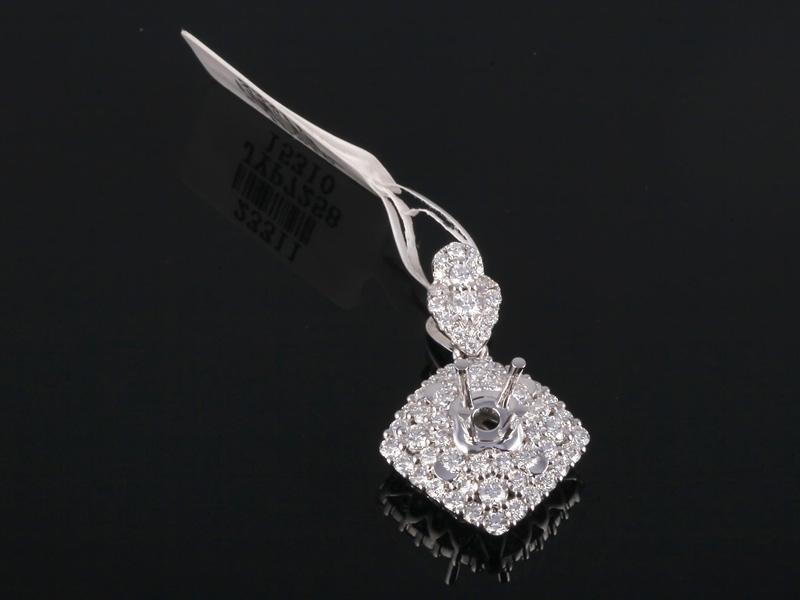 Mặt Dây kim cương thiên nhiên MK 357 2