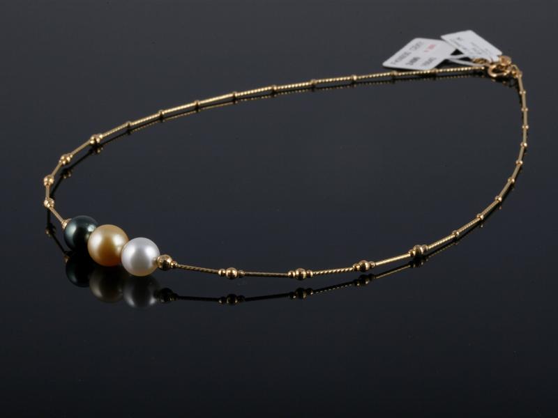 Mặt dây ngọc trai nước mặn MP 244 1