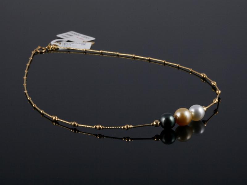 Mặt dây ngọc trai nước mặn MP 244 2
