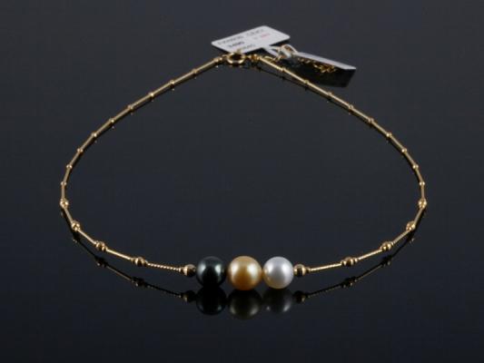Mặt dây ngọc trai nước mặn MP 244