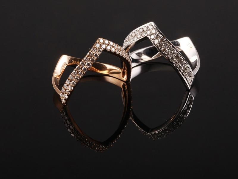 Nhẫn Kim cương Nữ 1166 1
