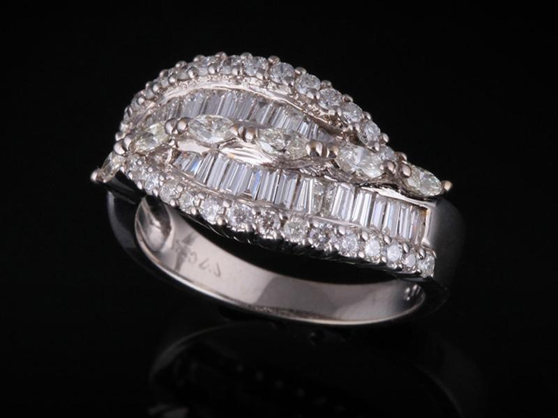 Nhẫn kim cương thiên nhiên NK 122 1