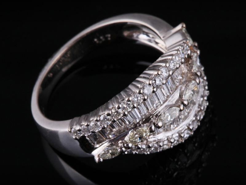 Nhẫn kim cương thiên nhiên NK 122 2