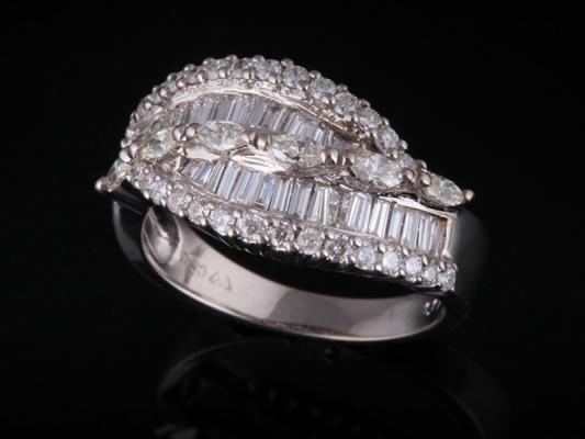 Nhẫn kim cương thiên nhiên NK 122