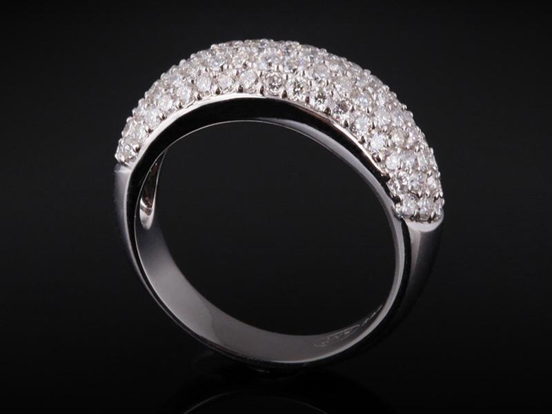 Nhẫn kim cương thiên nhiên NK 434 1