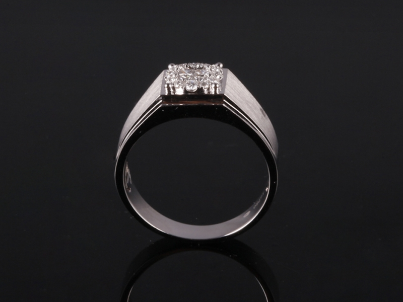 Nhẫn kim cương thiên nhiên NK 864 3
