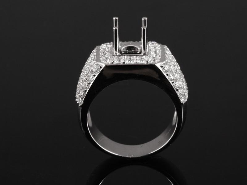 Ổ Nhẫn kim cương thiên nhiên NK 1086 1
