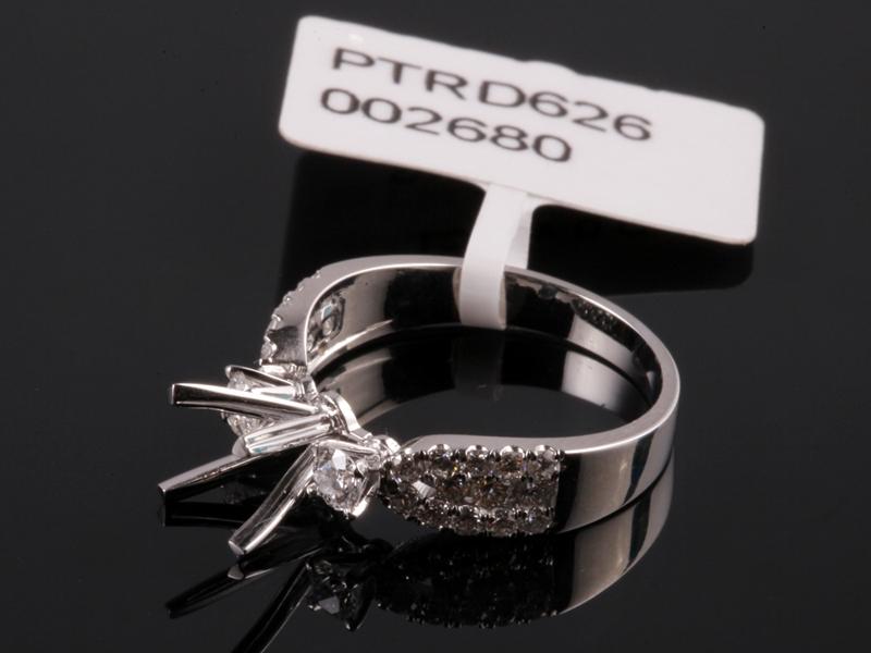 Ổ nhẫn kim cương thiên nhiên NK 1103 2