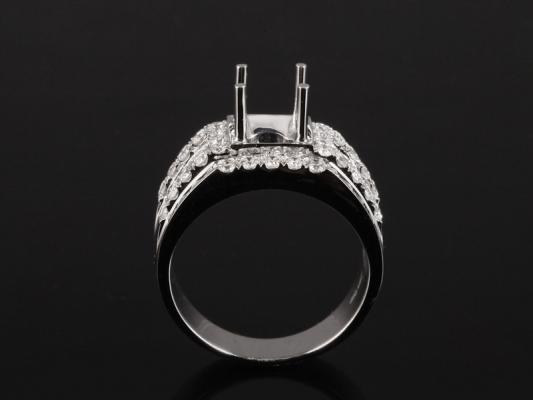 Ổ Nhẫn kim cương thiên nhiên NK 1213
