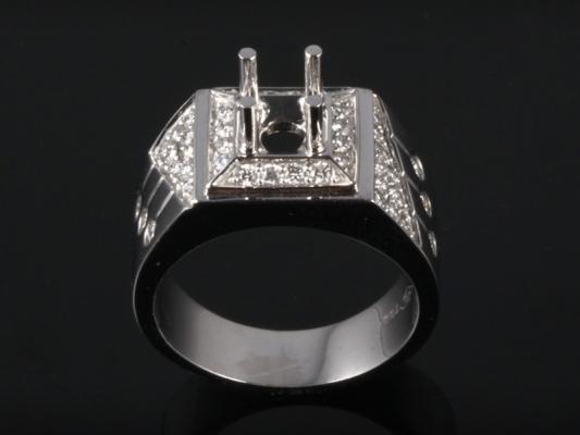 Ổ Nhẫn kim cương thiên nhiên NK 686