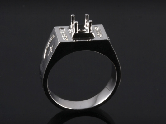 Ổ Nhẫn kim cương thiên nhiên NK 6862