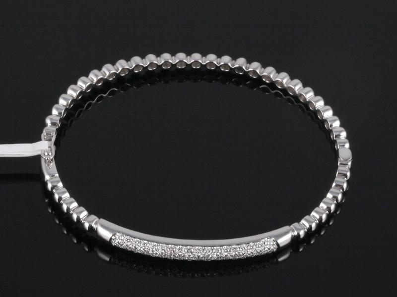 Vòng tay Kim cương thiên nhiên VK 109 1
