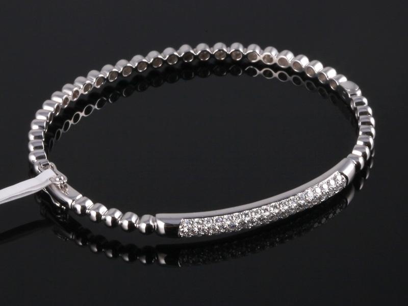 Vòng tay Kim cương thiên nhiên VK 109 3