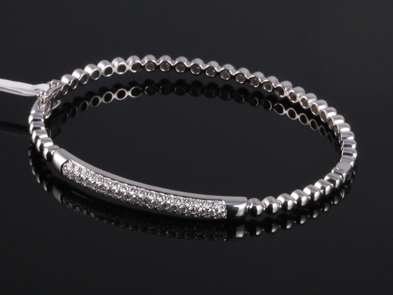 Vòng tay Kim cương thiên nhiên VK 109 2