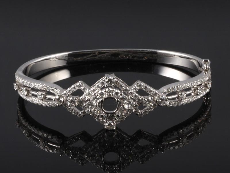 Vòng tay Kim cương thiên nhiên VK 50 1