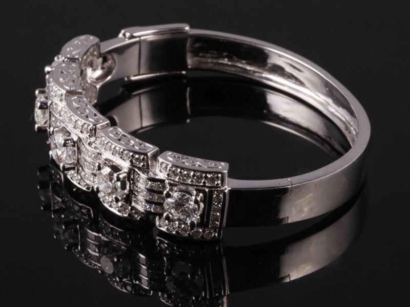 Vòng tay Kim cương thiên nhiên VK 64 3