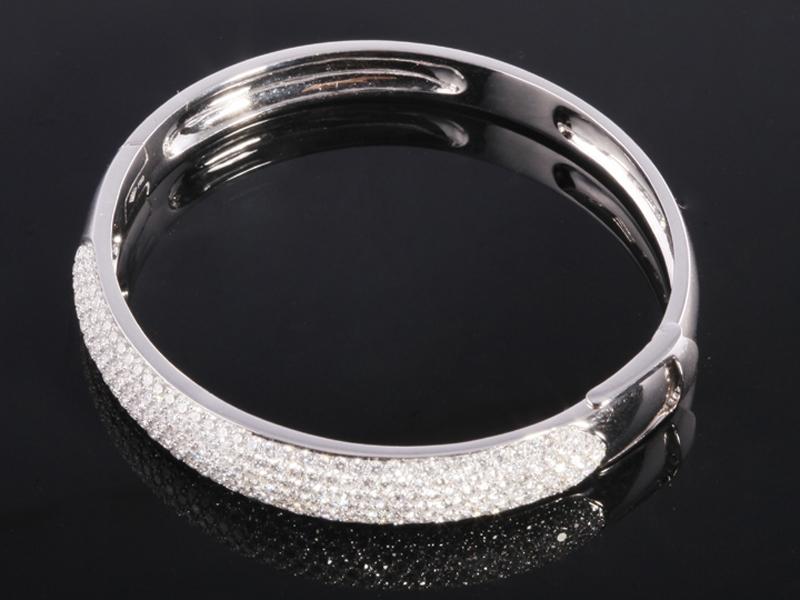 Vòng tay Kim cương thiên nhiên VK 65 2