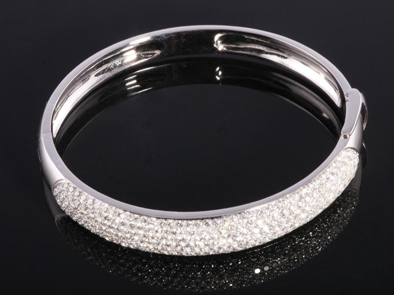 Vòng tay Kim cương thiên nhiên VK 65 1