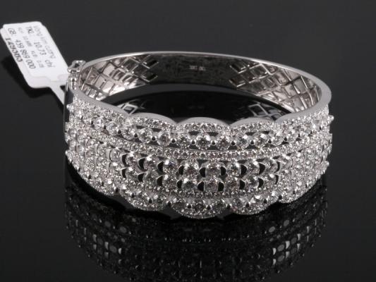 Vòng tay Kim cương thiên nhiên VK 92