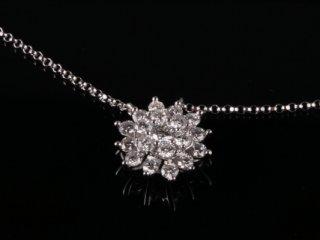 Dây chuyền Kim cương thiên nhiên DK 33