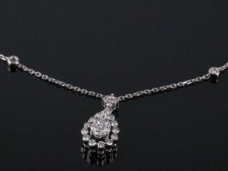 Dây chuyền Kim cương thiên nhiên DK 65