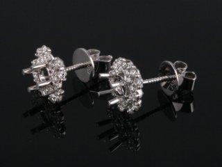 Hoa tai Kim cương thiên nhiên HK 549