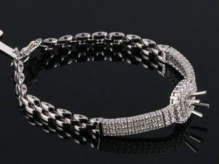 Lắc tay Kim cương thiên nhiên LK 58