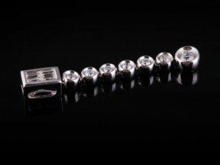 Mặt Dây kim cương thiên nhiên MK 23