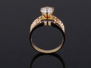 Nhẫn nữ vàng Ý 18k NT 650