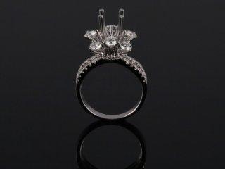 Ổ Nhẫn Kim cương Nữ NK 1265