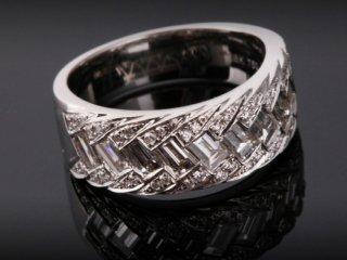 Nhẫn kim cương thiên nhiên NK 124