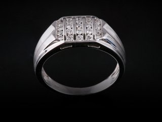 Nhẫn kim cương thiên nhiên NK 1416