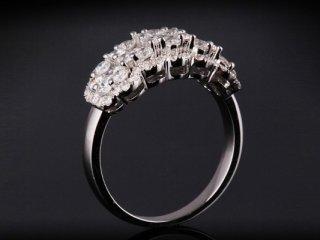 Nhẫn kim cương thiên nhiên NK 2569