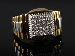 Nhẫn kim cương thiên nhiên NK 27