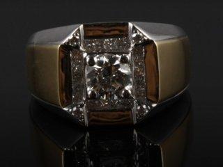 Nhẫn kim cương thiên nhiên NK 459
