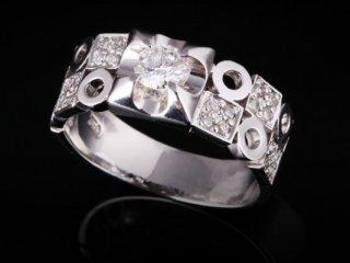 Nhẫn kim cương thiên nhiên NK 473