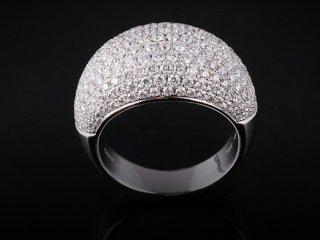 Nhẫn kim cương thiên nhiên NK 475