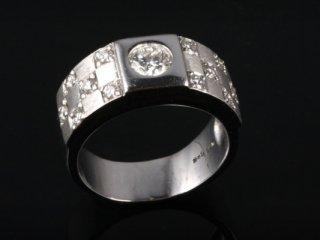 Nhẫn kim cương thiên nhiên NK 519