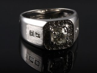 Nhẫn kim cương thiên nhiên NK 622